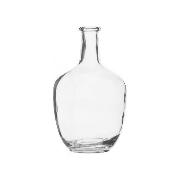 House Doctor Vase, Glass, Dia.: 16,5 cm h.: 30,5 cm