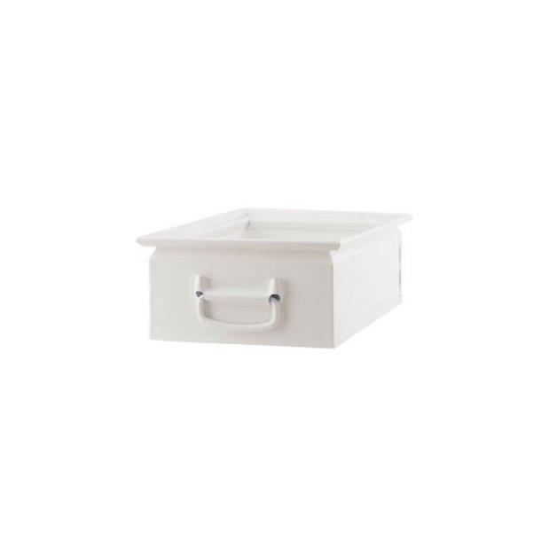House Doctor Opbevaring, Box 2, Hvid, 30x45x15 cm,