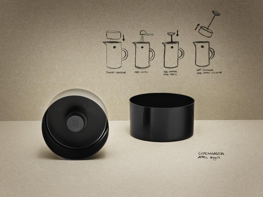 Køb RIG-TIG by Stelton Kaffeopsamler 8,9 cm - Hurtig levering - Gratis fragt ved 500 kr.