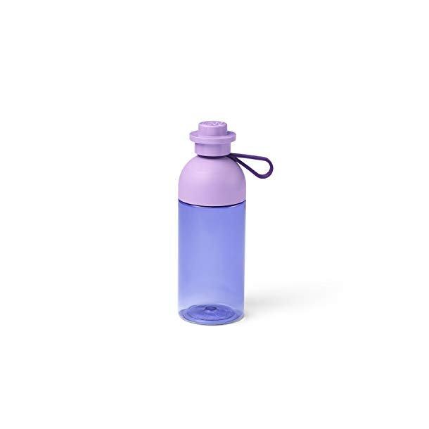 Lego Hydration Drikkeflaske Lavender 0,5 Liter