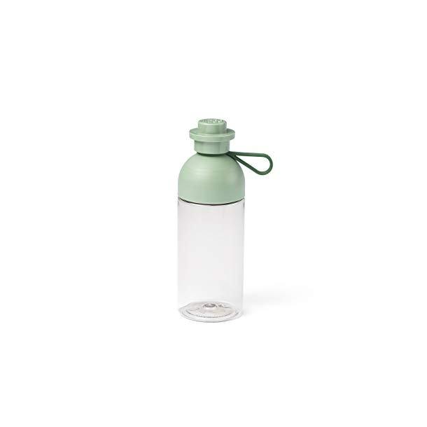 Lego Hydration Drikkeflaske 0,5 Liter Sand Green