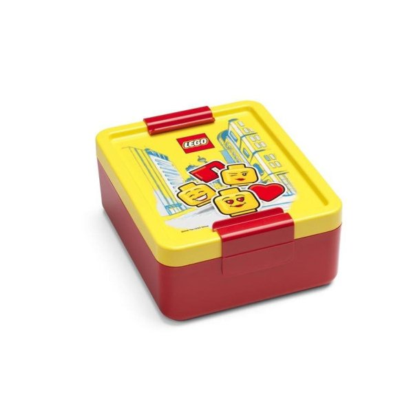 Lego Madkasse Iconic Girl