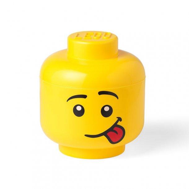 Lego Storage Head (Small)  Silly