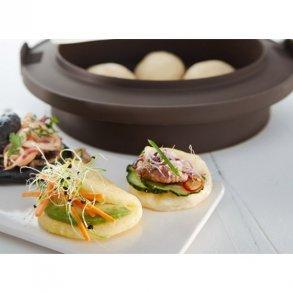 Lékué Steam Buns / Dumplings