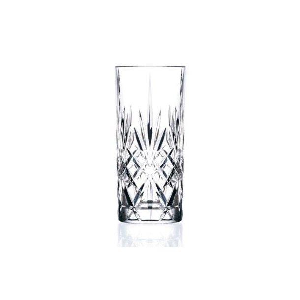 Lyngby Melodia Highball Glas 6 Stk