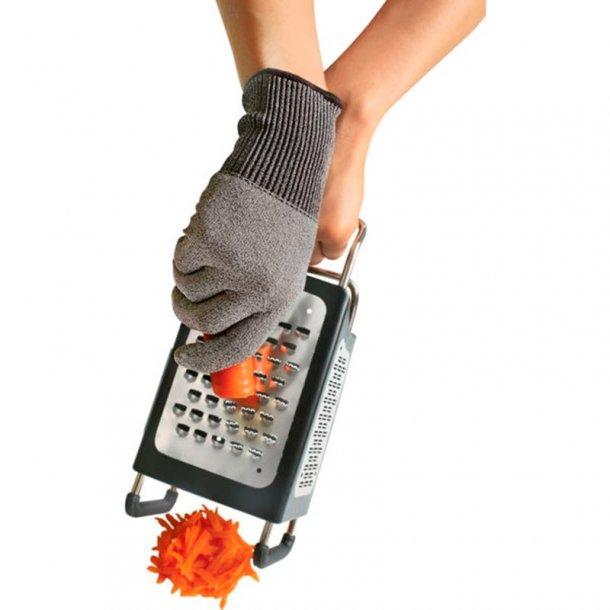 Microplane Skæreresistent Handske Til Rivejern