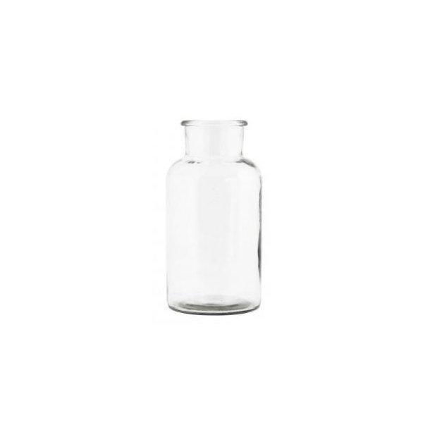 House Doctor Vase, Jar, Dia.: 8 cm h.: 16.5 cm