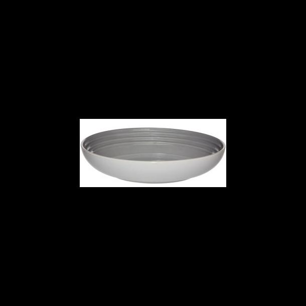 Le Creuset Signature pastaplatta 22 cm Mist Gray