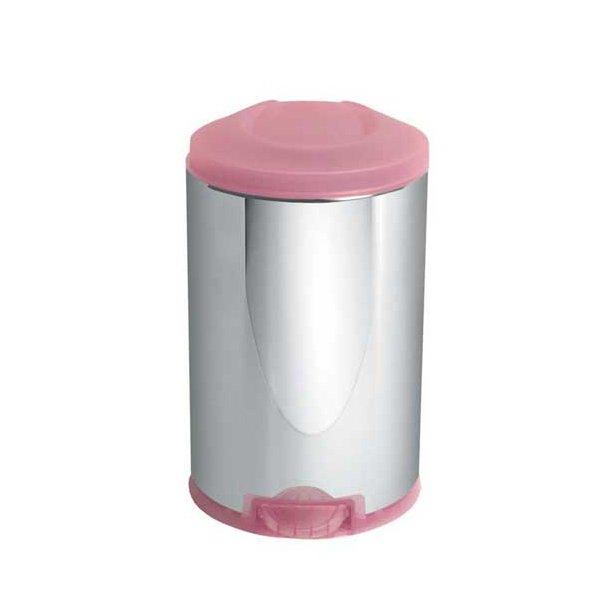 Simplehuman Pedalspand 4,5 Liter Soft Pink