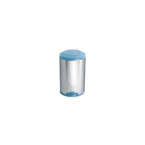 Simplehuman Pedalspand 4,5 Liter Soft Blue