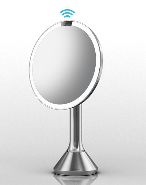 makeup spejl med lys Køb Simplehuman Makeupspejl Med Lys Og Sensor   Kæmpe udvalg af  makeup spejl med lys
