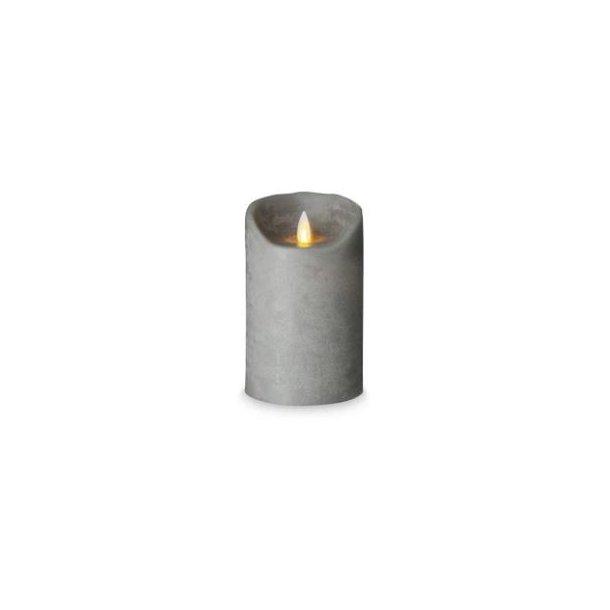 Sompex LED Stearinlys Grå 8 x 12,5 cm