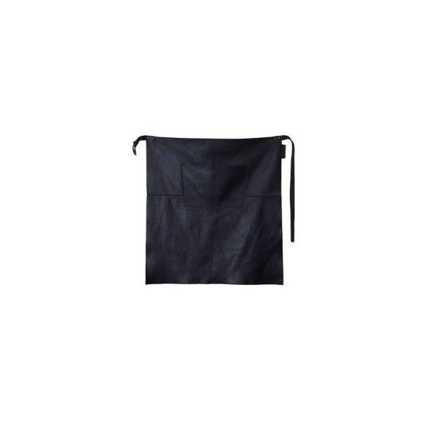 Dutchdeluxes Långt tjänare förkläde Long Black