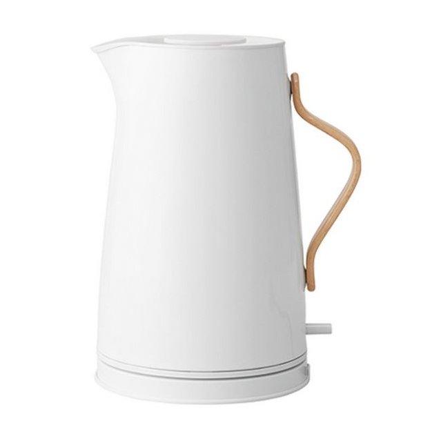 Stelton Emma Elkedel 1,2 Liter - Hvid