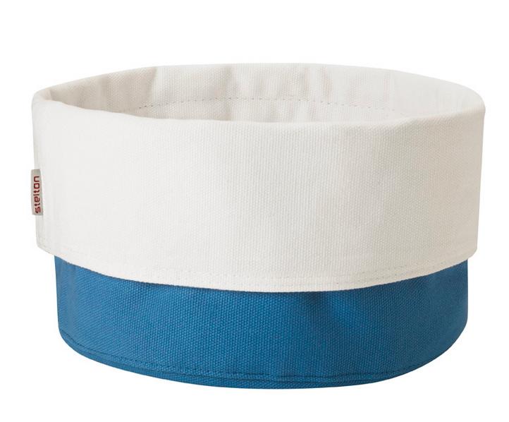 Køb Stelton Brødpose Aqua, Hvid - Stor - Hurtig levering - Gratis fragt ved 500 kr.