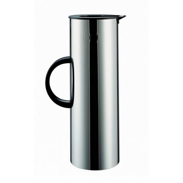 buy stelton em77 thermos 1 liter steel fast delivery perfect trustpilot cheap shipping. Black Bedroom Furniture Sets. Home Design Ideas
