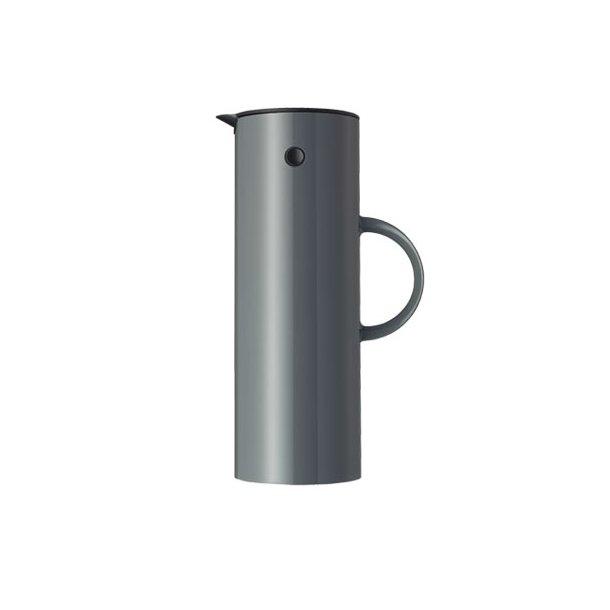 Massivt Køb Stelton EM77 Termokande 1 Liter - Granitgrå - Bedste priser på FY22