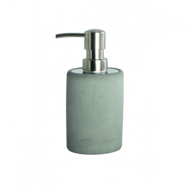 House Doctor Sæbedispenser, Cement, h.: 17,1 cm