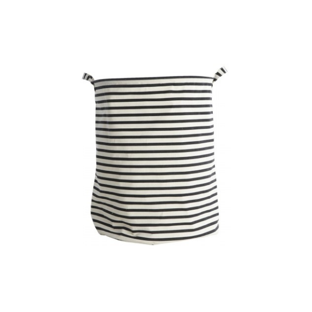 House Doctor Vasketøjspose, Stripes, Dia.: 40 Cm H.: 50