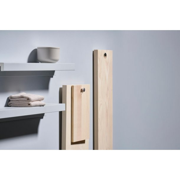Zone Skærebræt - Silva 26 x 50 cm - Ask